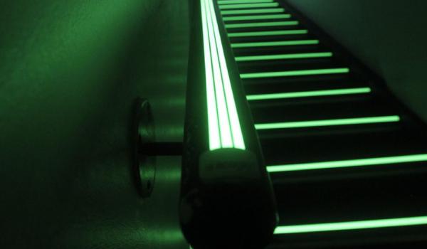 Ecoglo Luminous Path Markings
